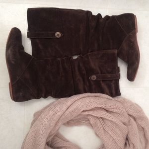 Suede Ugg Boots