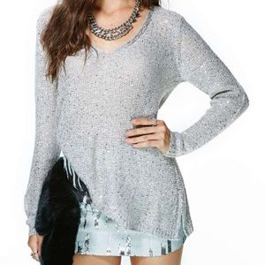 Tops - BB Dakota Twink Sequin Sweater from Nasty Gal