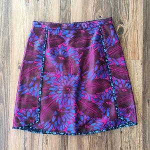 J. Crew Dresses & Skirts - Jacquard mini skirt