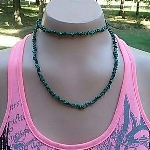Jewelry - Malachite Strand beads