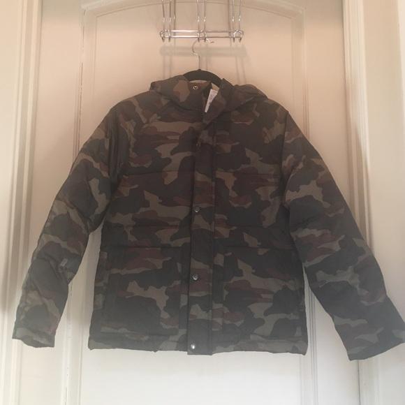 e645d3917f0f0 Crew Cuts/J Crew for kids Jackets & Coats | Boys Camo J Crewcrew ...