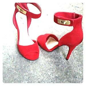 Anne Marie Shoes - Red pumps