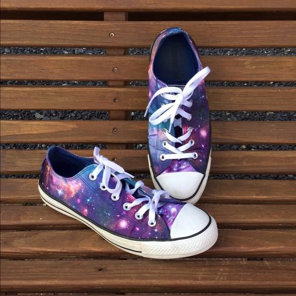 02f2bc66d886a Converse Celestial Galaxy All Star Sneakers W10 M8
