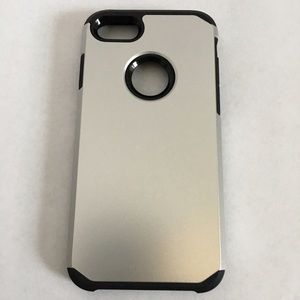 Other - iPhone 7 case + Free Tempered Glass
