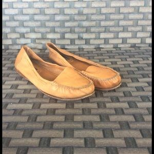 Nisolo Shoes - Nisolo tan loafers