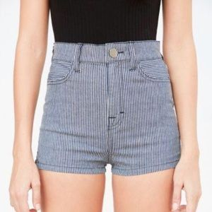 BDG high waisted booty shorts