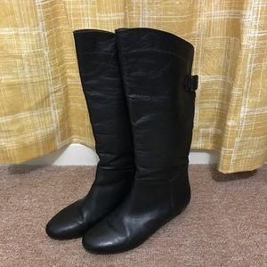 Steven by Steve Madden Shoes - Steven by Steve Madden P Indira Boots 6.5 Black