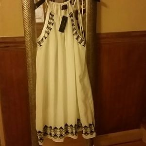 Romeo juliet couture embroidered boho white dress
