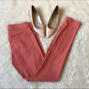 Rich & Skinny Denim - Rich & skinny coral jeans 25