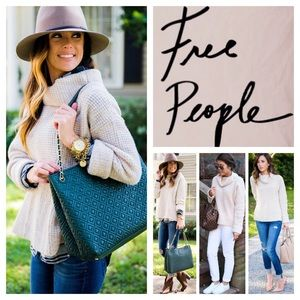 Free People Sweaters - Free People Sidewinder Pullover Sweater.  NWT.
