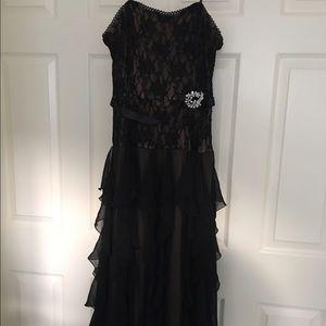 Rampage size 13 evening dress