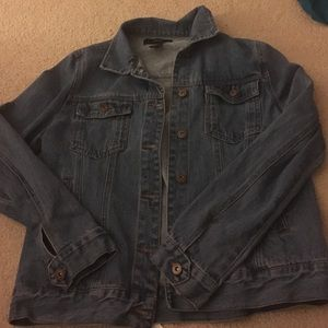 Forever 21 Jackets & Blazers - Boyfriend Denim Jacket f21