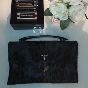 Prada Handbags - Prada bag authentic .