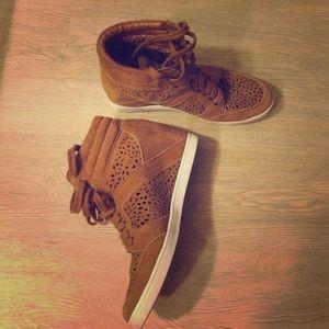 Deena & Oozzy Shoes - Wedge sneakers