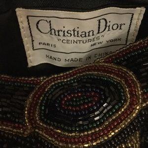RARE Vintage Beaded Handbag