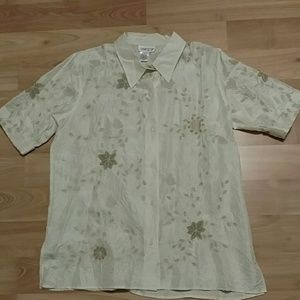 Womens coldwater creek blouse
