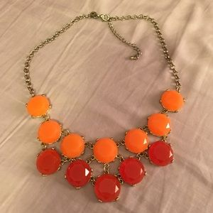 J.Crew Bubble Statement Necklace