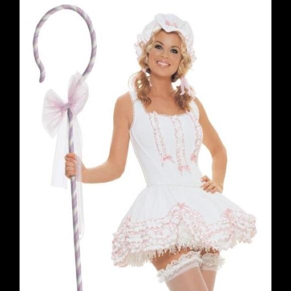 a8ef56018a4 3 piece adult Bo Peep Costume XS - M