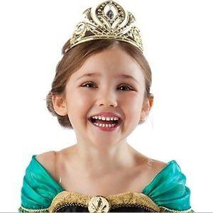 Gold Disney Princess crown