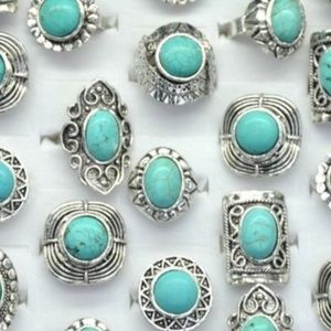 Priddy Boutique Jewelry - NEW LISTING!! Turquoise stone rings