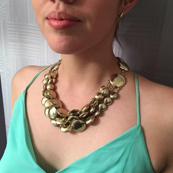 Liz Claiborne Liz Claiborne Chain Necklace qcs0BSvs0