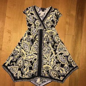 INC international concepts gorgeous stretchy dress