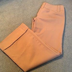 mandee Pants - Tan dress pants