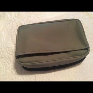 782f4924deb4 Studio Basics Bags - Army green makeup bag