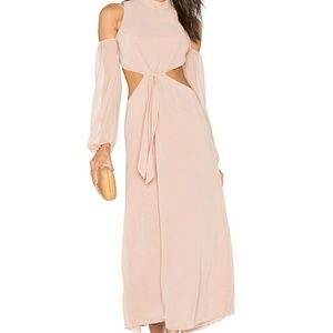 $120 Dress from LPA blush