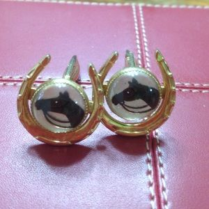 Other - Antique equestrian cuff links