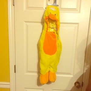 Other - 2t duck Halloween costume