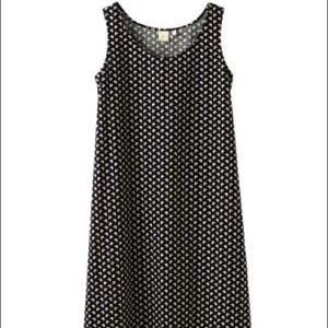 Orla Keily Dresses & Skirts - Orla Kiely Sleeveless Graphic Dress in Black
