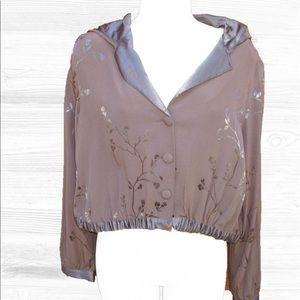 Dorothy Schoelen Jackets & Blazers - Final Price Vintage Platinum Jacket