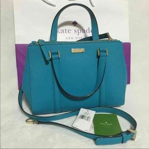 kate spade Handbags - Kate Spade Newbury Lane Loden Crossbody Satchel