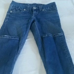 Seven SKINNY jeans with design back pockets MINT