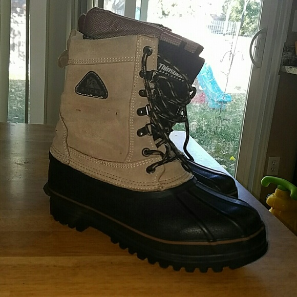 78% off Rocky Other - Rocky snow boots from Andi's closet on Poshmark