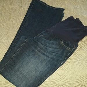 GAP Denim - Gap maternity jeans