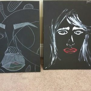 Art $30 for the pair