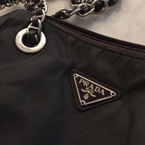 03897d08b6386a Prada Bags | Vintage Chain Bag Os | Poshmark