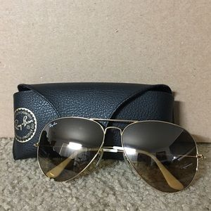 Ray-Ban Accessories - Authentic Ray-Ban Aviators!