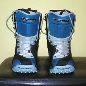 Salomon Other - Men's Salomon Defcon Snowboard Boots