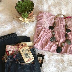 Lucky Brand Denim - 🎀HP 2 X Pretty Flirty & Girly & Style Staples🎀