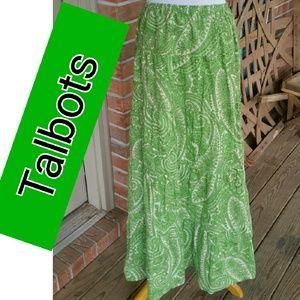 Talbots Dresses & Skirts - Adorable Talbots Prarie Skirt!