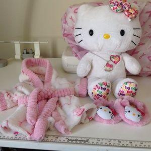 Hello Kitty Sanrio 35th Hello Kitty anniversary