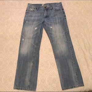 jf j.ferrar Other - JF J Ferrar men's jeans lightly distressed
