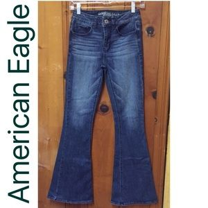 American Eagle Outfitters Denim - American Eagle Flare Jeans