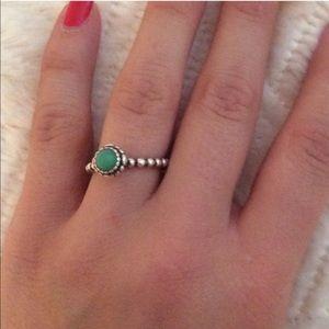 9960fec77 Pandora Jewelry | Birthday Blooms May Ring | Poshmark