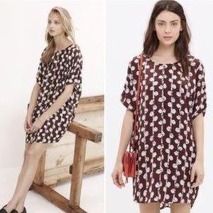 Madewell Easy Silk Dress