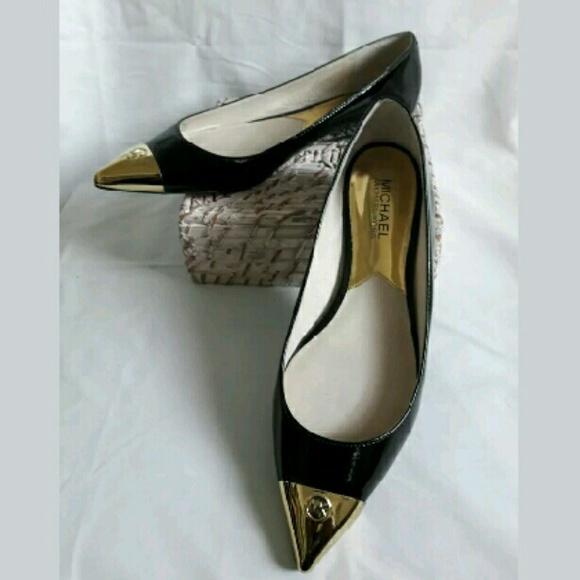 gå online populärt varumärke på grossist MICHAEL Michael Kors Shoes | Reducedmichael Kors Paxton Ballerina ...