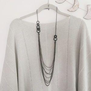 Jewelry - ✨Bundle Maker✨ Multi strand chain necklace